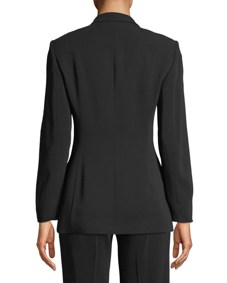 Misha One-Button Jacket