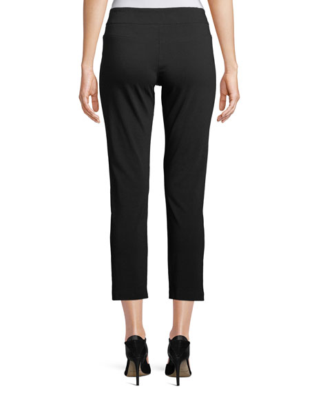 Krista Mid-Rise Ankle Pants