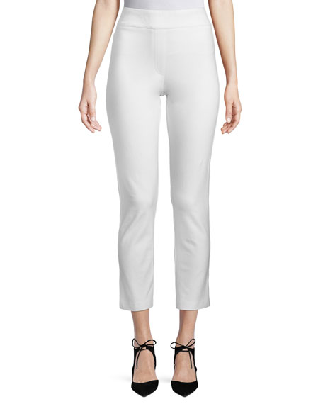 Kobi Halperin Krista High-Waist Ankle Pants