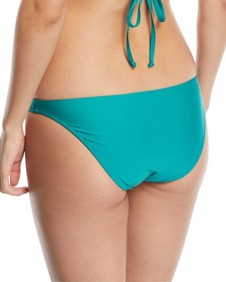 St. Lucia Solid Bikini Swim Bikini Bottoms