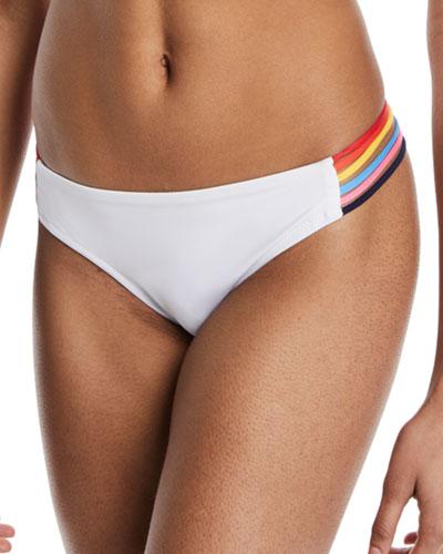 Ari Strappy Hipster Swim Bikini Bottoms