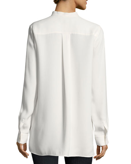 Polina Silk Georgette Blouse