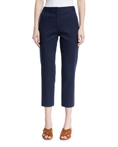 Vanner Slim Cropped Pants