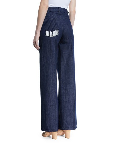Tilly Wide-Leg Jeans
