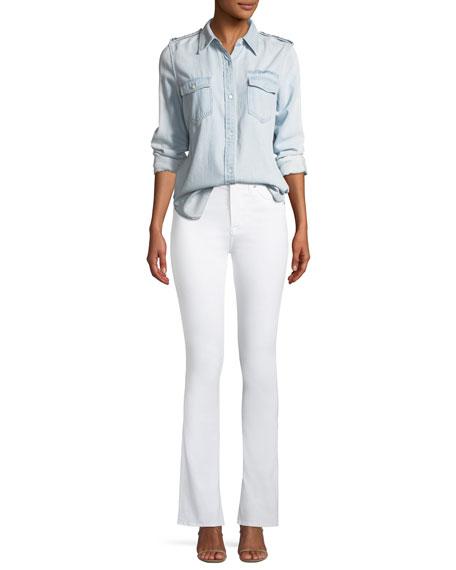 Heartbreaker High-Rise Boot-Cut Jeans