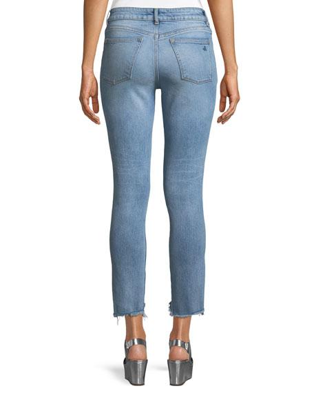 Margaux Instasculpt Skinny-Leg Ankle Jeans