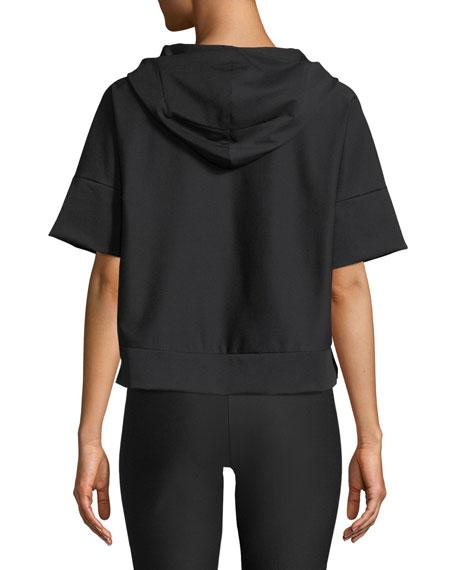 Power Fit Short-Sleeve Jacket