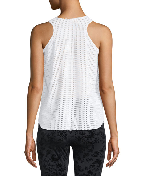 Molly Mesh Tank with Flyaway Sides