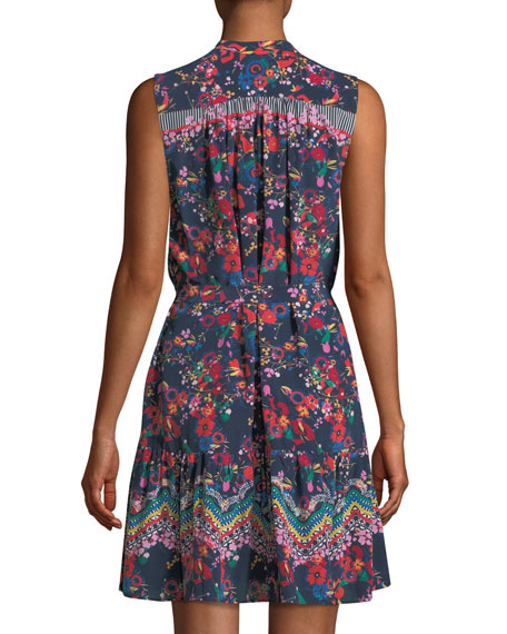 Tilly Sleeveless Mini Dress