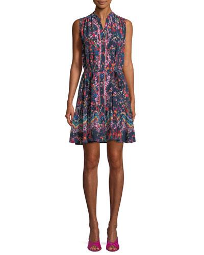 Tilly Sleeveless Mini Dress