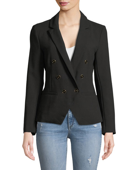 Elodie Double-Breasted Blazer