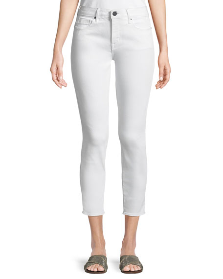 Ava Cropped Skinny Jeans