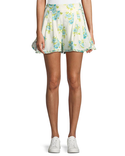 Breeze Honeymooners Floral-Print Short