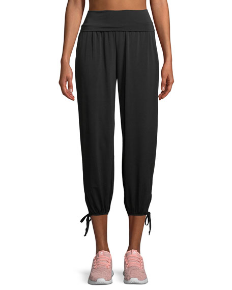 Onzie Gypsy Tie-Cuff Jogger Pants