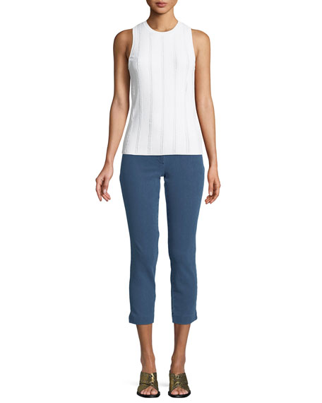 Movement Denim Classic Cropped Skinny Pants