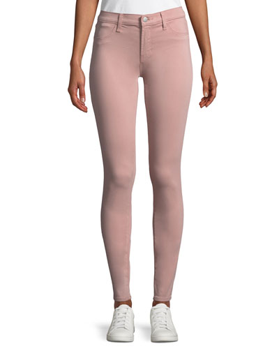485 Mid-Rise Skinny Jeans