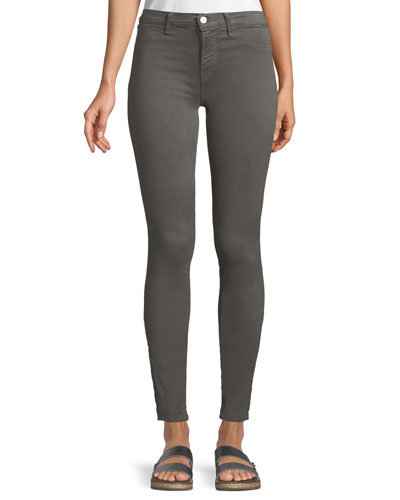 485 Mid-Rise Super Skinny-Leg Jeans