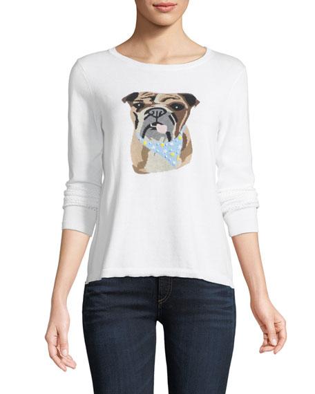 Lisa Todd Spring Nino Bulldog Sweater