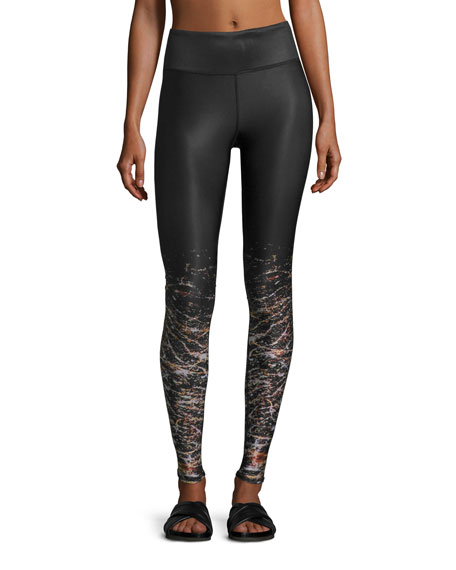 Tech Lift Airbrush Sports Leggings