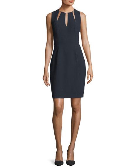 Jemra Sleeveless Cutout Dress