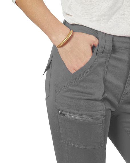 Joie Park Twill Skinny Jeans