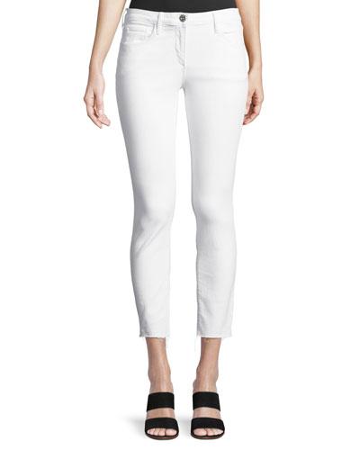 W2 Skinny-Leg Ankle Jeans