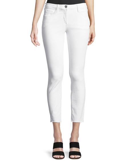 W2 Skinny Ankle Jeans