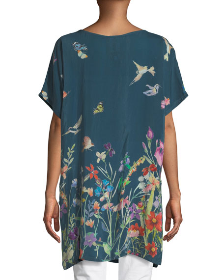 Longstar Hummingbird Tunic