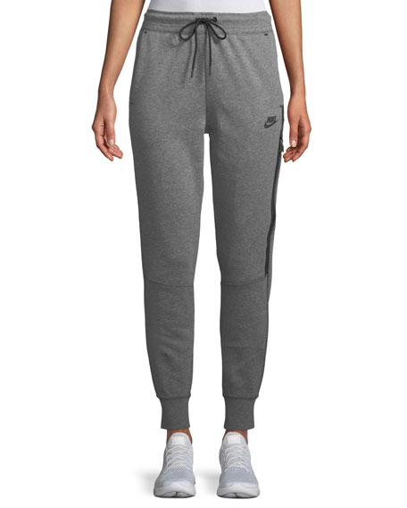 Drawstring Sportswear Tech Fleece Jogger Pants
