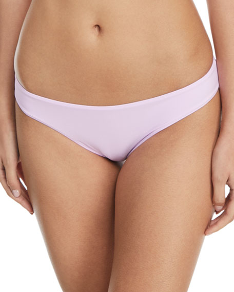 Solid Ruched Swim Bottom, Lily