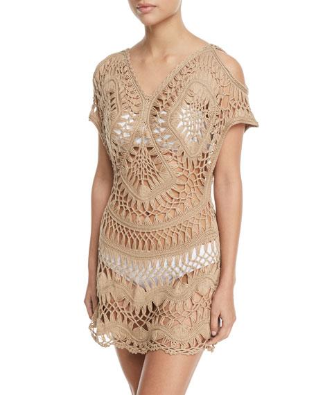 Crochet Coverup Tunic