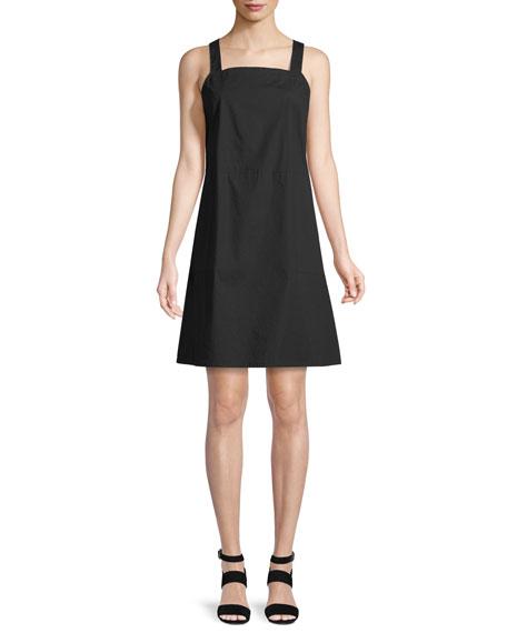 Organic Cotton Tank Dress, Petite
