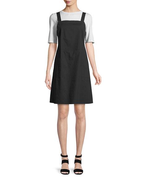 Eileen Fisher Organic Cotton Tank Dress, Petite