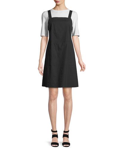 Organic Cotton Tank Dress, Plus Size