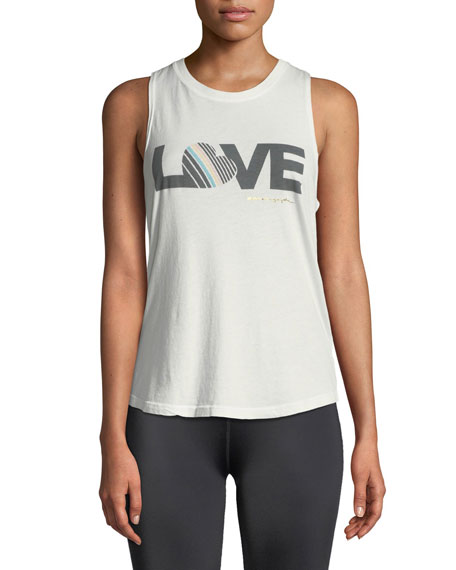 Love Muscle Tank