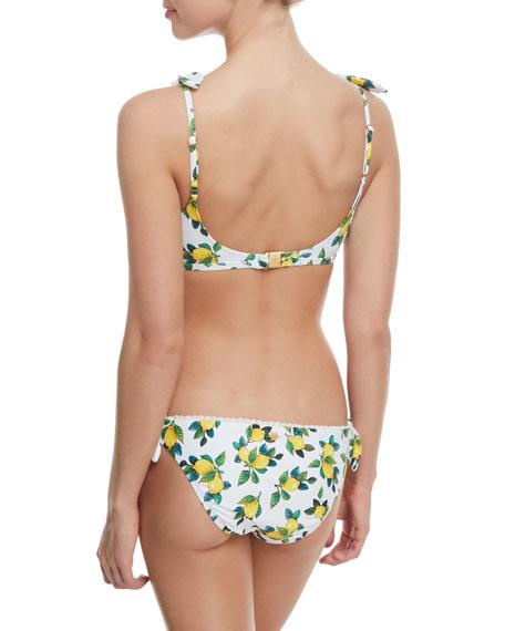 Limoncello Vixen Triangle Swim Top
