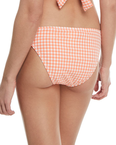 Capri Gingham Charmer Swim Bottom