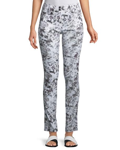 Anatomie Skyler Printed Slim Pants