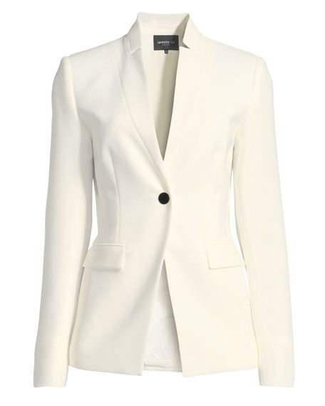 Jonelle Finesse Crepe Jacket
