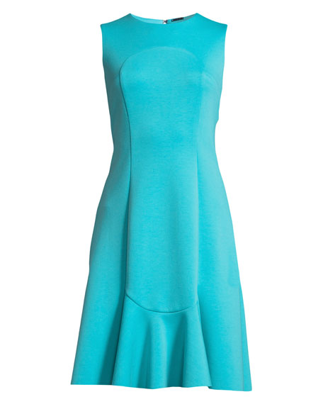 Lizzie Sleeveless A-Line Dress