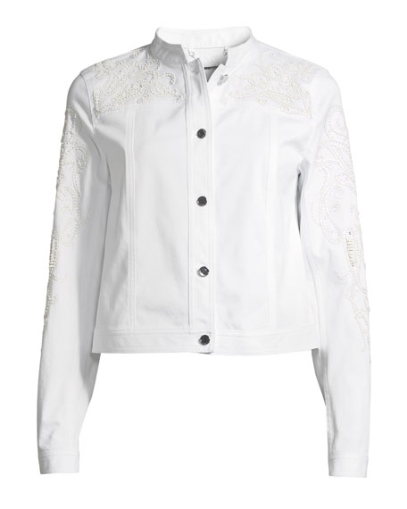 Esperanza Embroidered Jacket