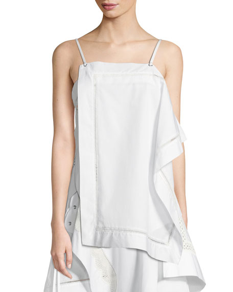 Handkerchief Cotton Tank