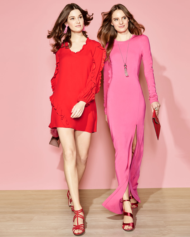 Reds + Pinks