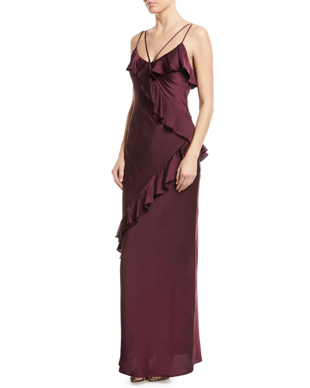 Bias Cut Gown | Neiman Marcus