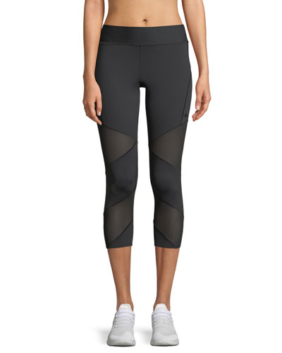 Fly Lux Cropped Performance Leggings