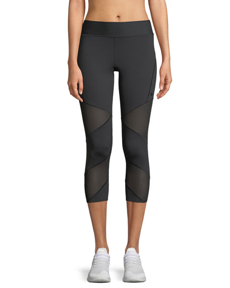 Nike Fly Lux Cropped Performance Leggings