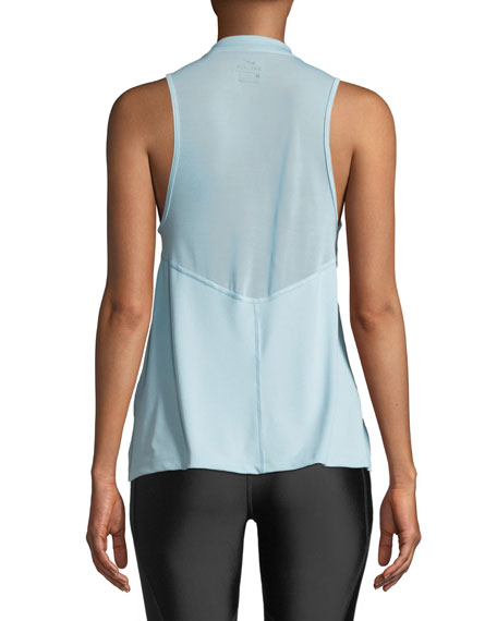 Miler Dri-FIT High-Neck Running Top