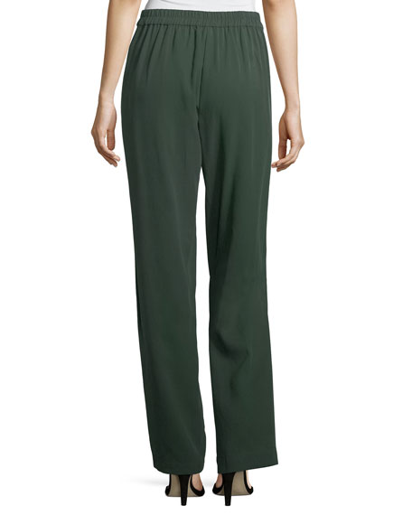 Woven Tencel® Grain Pants