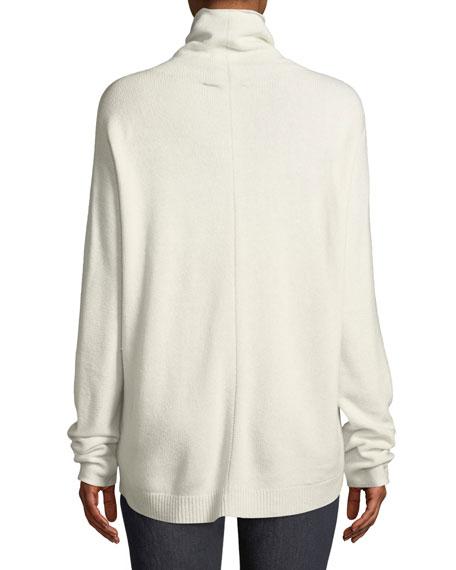 Norman B Turtleneck Cashmere Sweater