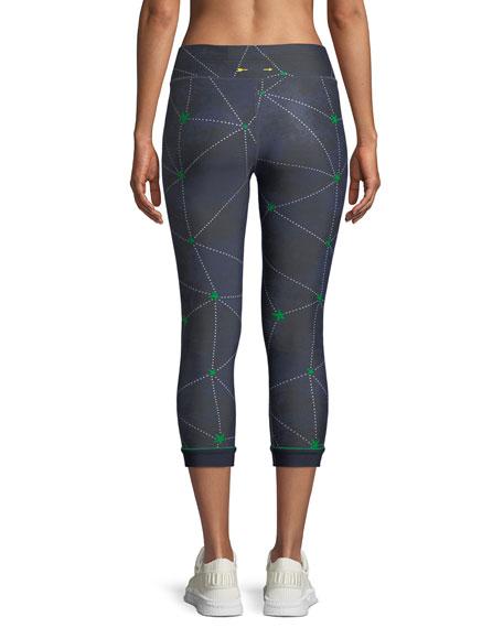 Star NYC Crop Leggings